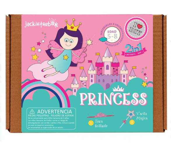 Hacer manualidades de princesa para dar rienda suelta a la imaginación