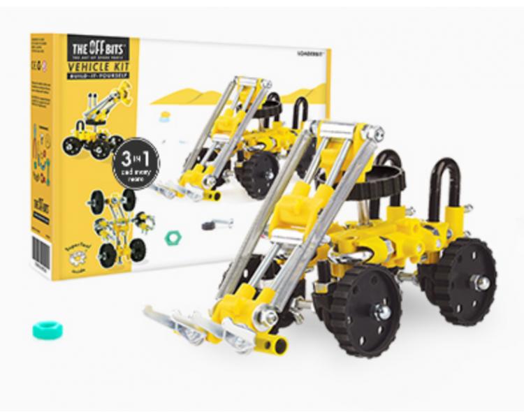 Kit de Construcción Vehículo The Offbits