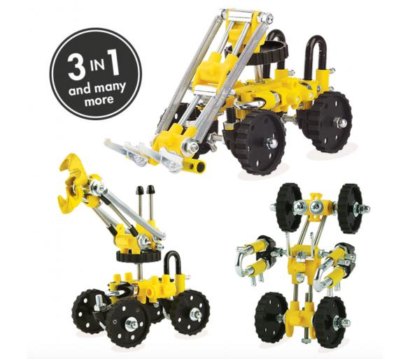 Kit de Construcción Vehículo The Offbits Juguetes STEAM