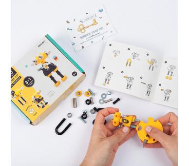 Juguetes STEAM The Offbits Kit Construcción Robots