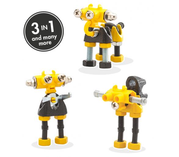 Kit de Construcción Robots The Offbits para jugar sin pantallas