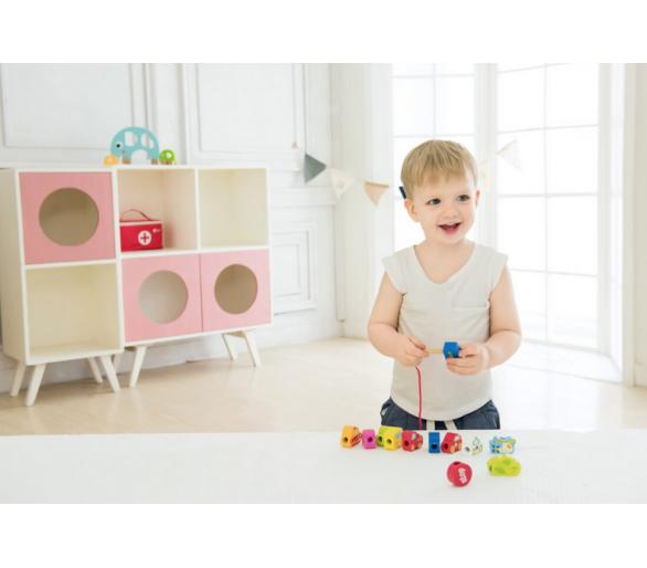 Trabajar la motricidad fina y el juego libre con este juguete educativo