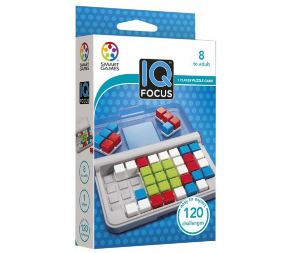 Juego Lógica IQ FOCUS STEAM de Learning Resources