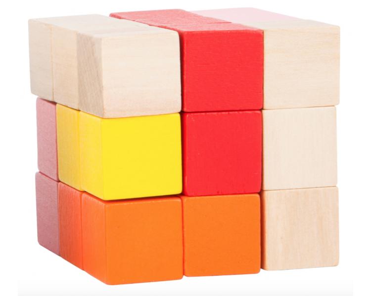 Cubo de Construcción Figuras para evitar jugar con el móvil