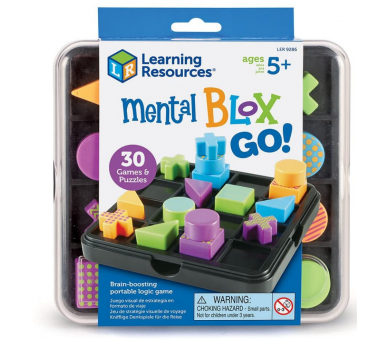Juego Lógica Mental BOX GO STEAM +5