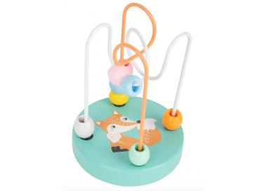 Circuito Motricidad Tonos Pastel para bebés