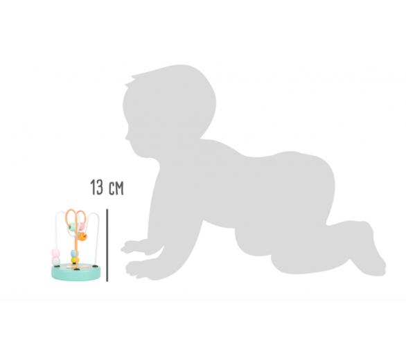 Juguete Educativo para bebés y practicar la motricidad fina