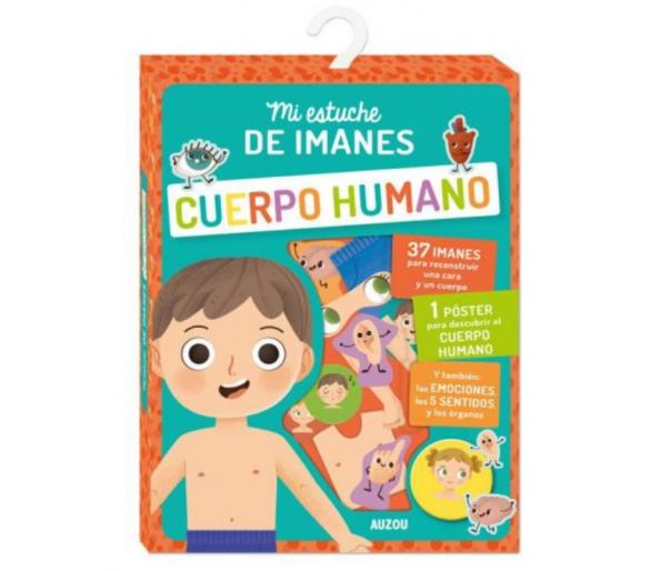 Cuerpo Humano con Imanes para aprender jugando