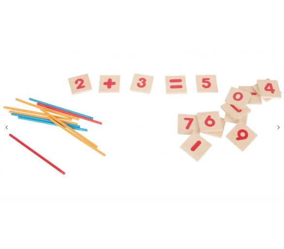 Juguete Educativo Matemáticas para aprender jugando
