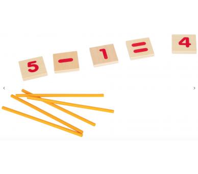Juguete Educativo para aprender matemáticas de una forma divertida