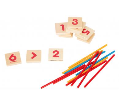 Juego Educativo para aprender matemáticas para los más pequeños