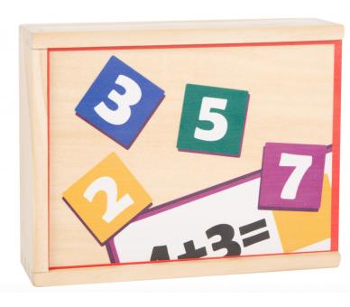 Juguete Educativo de Matemáticas para aprender de una forma divertida