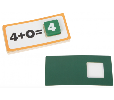 Juguete para aprender Matemáticas de una forma divertida