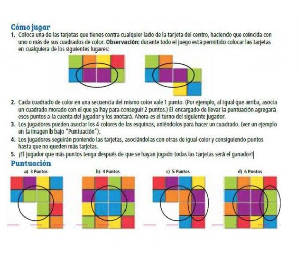 Juego de Mesa Color Cubed para jugar en cualquier sitio