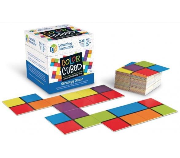Juego de Mesa Color Cubed +5