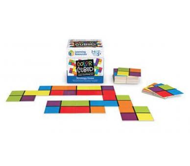 Juego de Mesa Color Cubed de Learning Resources