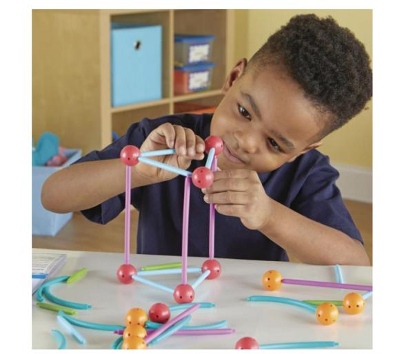 Juguete Educativo Geomakers Actividades Formas Geométricas