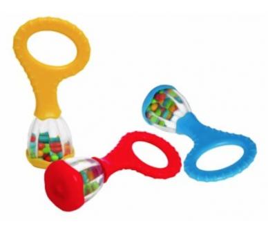 Sonajero Sensorial Varios Colores para los bebés