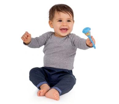 Sonajero Sensorial Varios Colores para los sentidos de los bebés