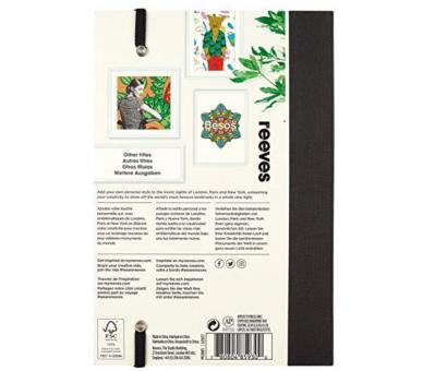 Set Cuaderno Para Colorear A5 +8