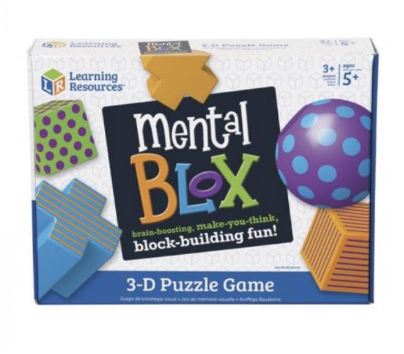 Juego de Estrategia Mental BLOX STEAM para evitar el uso de las pantallas