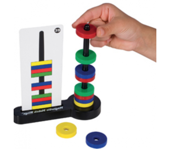 Juguetes Educativos de Lógica STEAM Magnéticos