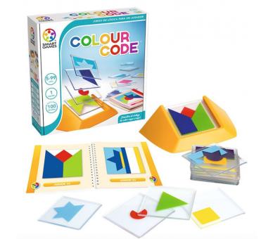 Juego de Lógica Color Code STEAM +5