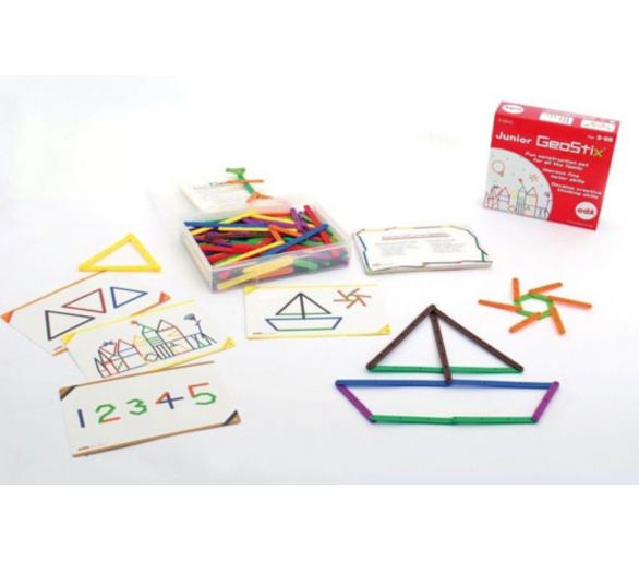Set de Construcción Formas GeoStix +3