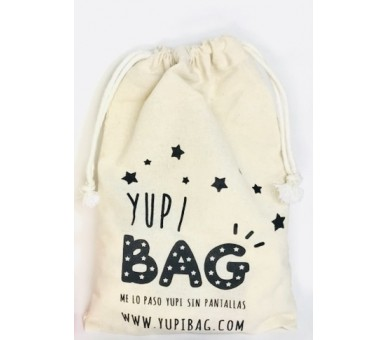 Una bolsita YupiBag de regalo en todos los pedidos :-)