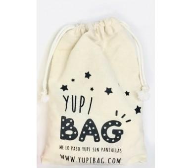 Una bolsita YupiBag de regalo en todos los pedidos