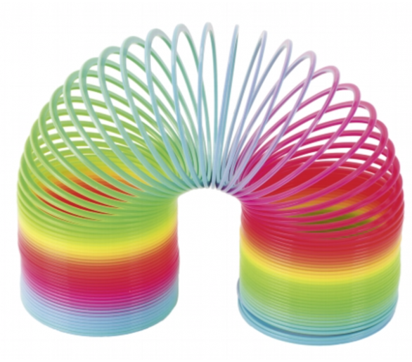 Espiral Arco Iris Motricidad +3