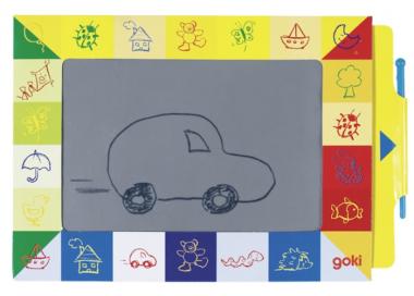 Pizarra Mágica de Viaje Para Pintar en cualquier lugar con YupiBag