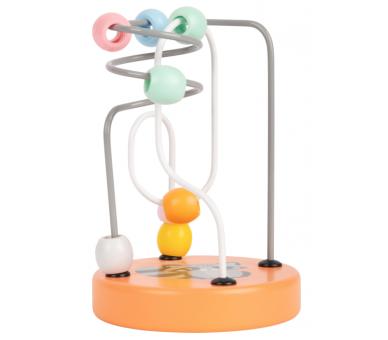 Circuito Tonos Pastel Mapache para regalar a los bebés