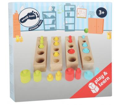 Juguetes Montessori a buen precio