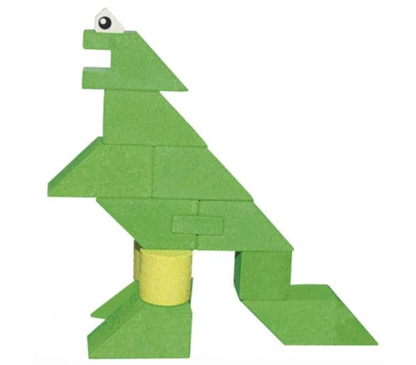 Dinosaurios Construcciones de Piedra Juguetes para jugar sin pantallas