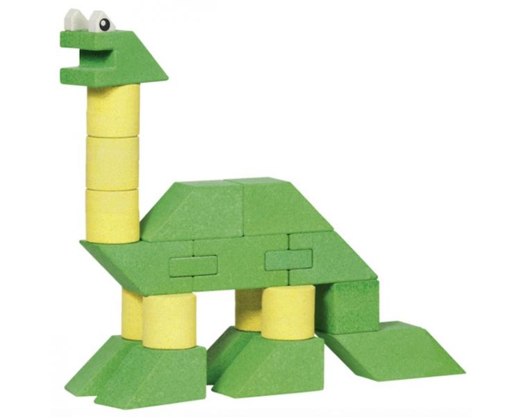 Dinosaurios Construcciones de Piedra Juguetes Educativos