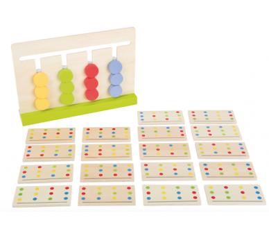 Laberinto de Lógica y Habilidad Juguetes Montessori