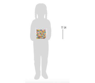 Juguete Educativo Sudoku de Madera para llevar en la YupiBag