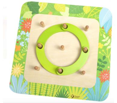 Mi primer puzzle de Aprendizaje Jugar y Divertirse