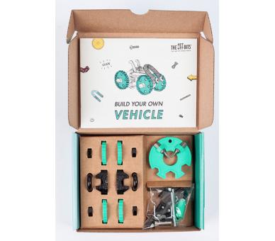 Kit de Construcción Vehículo (3 en 1) The Offbits para llevar de Viaje