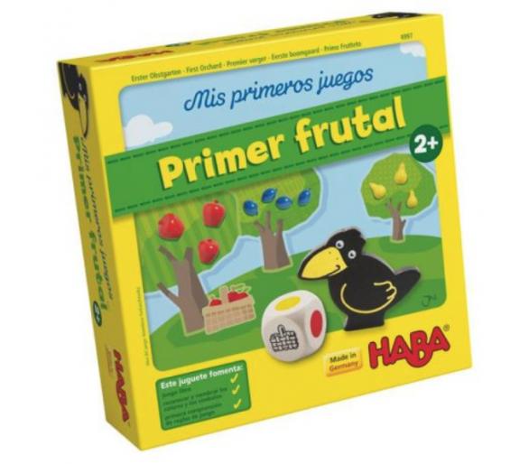 Juego de Cooperación Primer Frutal Juguete Educativo