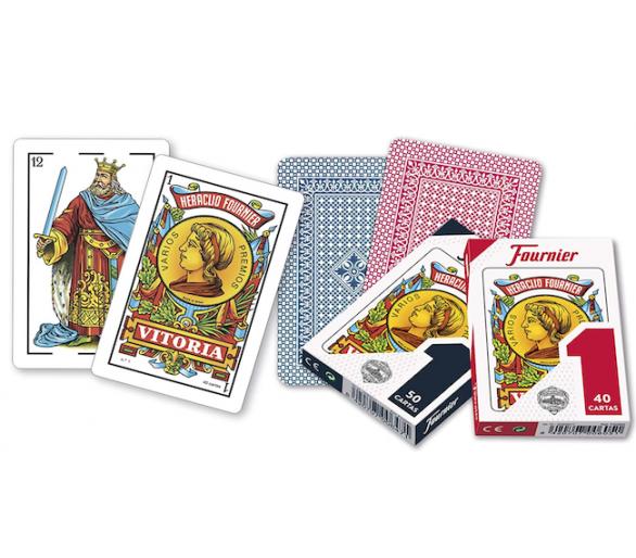 Baraja de Cartas Española 40 Cartas para jugar sin pantallas
