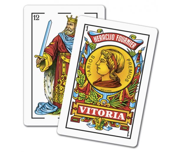 Baraja de Cartas Española 40 Cartas +7