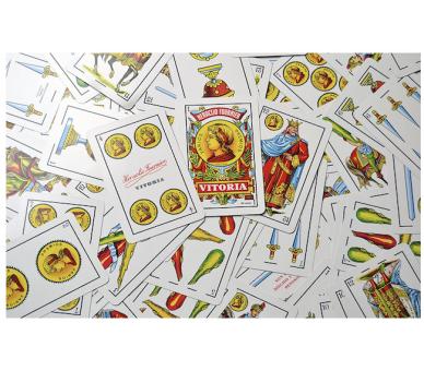 Baraja de Cartas Española 40 Cartas para jugar con amigos