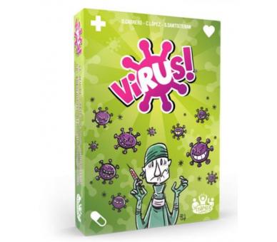 Virus Juego de Cartas El mejor Juego del Año