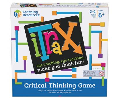 Itrax Critical Thinking Juego Estrategia para pensar jugando