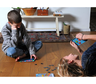 Juego Zoo Rummy Magnético para jugar sin pantallas