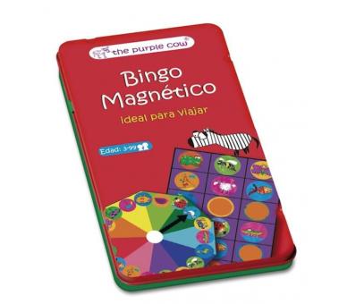 Comprar Juego Bingo Magnético de viaje