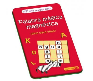 Juego Palabras Mágicas Magnético para jugar con los amigos