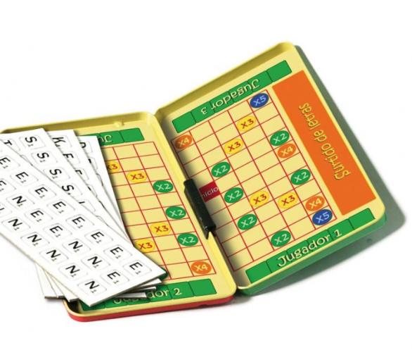 Juego Palabras Mágicas Magnético jugar sin pantallas